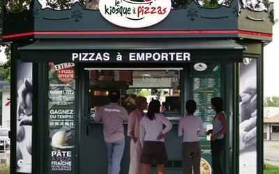 Le Kiosque à Pizza